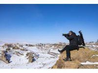 Fotoğraf Sanatçısı Beşli'den Kars36spor'a anlamlı destek