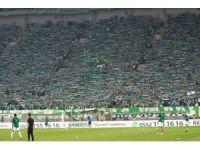 Bursaspor, 22 bin seyirci ortalamasıyla oynuyor
