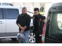 Bekar evinde uyuşturucu ticaretine gözaltı