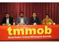 TMMOB, KESK ve DİSK'ten maden göçüğü açıklaması