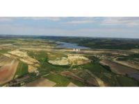 Edirne'de 427 bin 880 dekar arazi sulamaya açıldı
