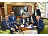 Yunusemre Belediyesi, Sürmene ile kardeş oldu