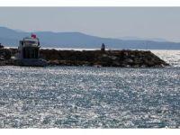 Edremit'te yarım kalan liman projesi, balıkçıları kızdırdı