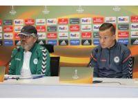 """Mustafa Reşit Akçay: """"Salzburg maçında Avrupa'daki yerimizi belli edeceğiz"""""""