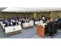 Battalgazi Belediye Meclisi 2018 mali yılı ücret tarifeleri için toplandı