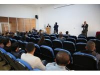 Sivas'ta engelliler için E-KPSS kursu açıldı