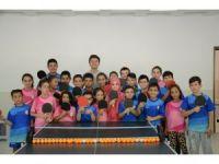 Masa Tenisi 29 Ekim Cumhuriyet Kupası' için başvuruları başladı