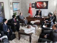 Çin heyetine Türk kamu personel yapısı anlatıldı