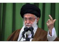 """İran dini lideri Hamaney: """"ABD nükleer anlaşmadan çekilirse, İran anlaşmayı bozacak"""""""