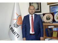AK Parti İl Yerel Yönetimler Başkanı Demirses Muhtarlar gününü kutladı