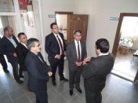 Havran'da Kaymakam Aydın Havran Halk Eğitimi Merkezini ziyaret etti