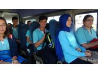 Fazla öğrenci taşıyan okul servislerine ceza