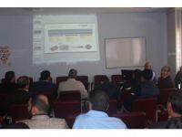 Hastane personeline 'Temel Afet Bilinci' eğitimi