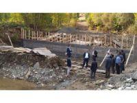 4 bin dönüm  arazi için sulama tesisi