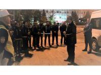 Uşak'ta Huzur 64 uygulamalarında 19 kişi tutuklandı