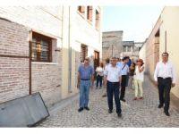 Adana'da tarihi sokak restore ediliyor