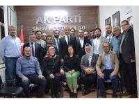Simav AK Parti'de ilk toplantı