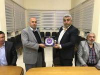 AK Parti Hisarcık İlçe Başkanı Turası'ya veda