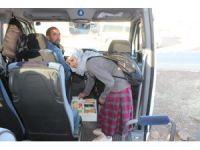 Siverek'te taşımalı eğitim öğrencilerine yönelik örnek proje