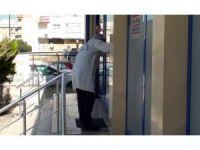 Ümraniye'de silahlı market soygunu
