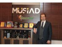 MÜSİAD Gaziantep Başkanı Mehmet Çelenk, Vizyoner17 Zirvesini değerlendirdi