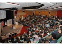 ADÜ'de Yaşlılık Süreci Konferansı yapıldı