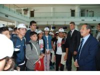Biz Anadolu'yuz Projesi'nde ikinci öğrenci kafilesi Balıkesir'e uğurlandı