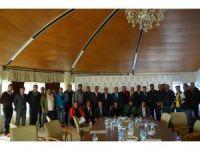 Spor İl Temsilcileri GHSİM'de toplandı