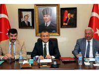 Tunceli'ye 1 milyon 650 bin liralık proje desteği