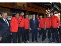Konya, Ampute Futbol Milli Takımı'nı ağırlıyor