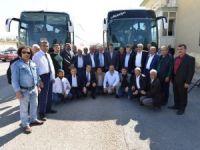Yeşilyurt Belediyesi'nden muhtarlara jest