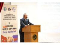 """""""7. Karadeniz Uluslararası Sempozyumu"""" Giresun'da başladı"""