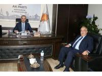 """Başkan Kutlu: """"Erdoğan başarılı ve deneyimli bir siyasetçi"""""""