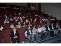 """""""Hüsn-i Hat Sanatı bilgilendirme konferansı yapıldı"""