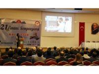 21. Finans Sempozyumu Balıkesir'de başladı