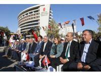 Gaziantep Büyükşehir Belediyesinden İlçe Belediyelerine araç desteği
