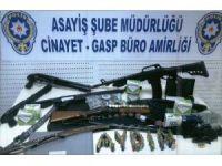 Aydın'da 28 kişilik suç örgütü çökertildi