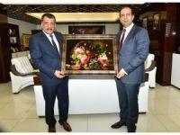 Bakan Yardımcısı Fatih Çiftçi'den Belediye Başkanı Selahattin Gürkan'a övgü