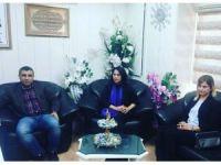 Taşdoğan, Bayan Kuaförlerinin sorunlarını dinledi