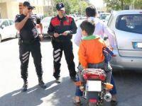 Gaziantep'te okul çevresinde bulunan ganyan bayiler denetlendi