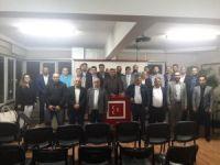 Gaziantep'te MHP çalışmalarını sürdürüyor
