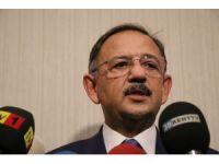 """Bakan Özhaseki: """"Alınan bu kararlara saygı duyulması gerekir"""""""