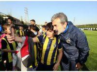 Fenerbahçe derbi hazırlıklarını sürdürüyor