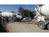 Elazığ'da beton mikseri kazası: 1 ölü