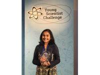 11 yaşındaki Gitanjali ABD'nin en genç bilim insanı oldu