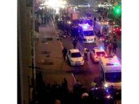 Ukrayna'da 6 kişinin öldüğü kazanın görüntüleri ortaya çıktı