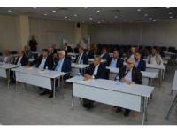 Başkan Toyran Söke'nin Muhtarlarını Ağırladı