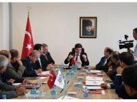 Kayseri OSB'de il KÜSİ  planlama ve geliştirme kurulu toplantısı gerçekleştirildi