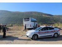 Yolcu otobüsü ile tırın çarpıştığı kazada yaralanan 20 kişinin isimleri belli oldu