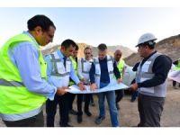 DSİ Genel Müdürü Acu'dan Yusufeli Barajı'na sıkı takip